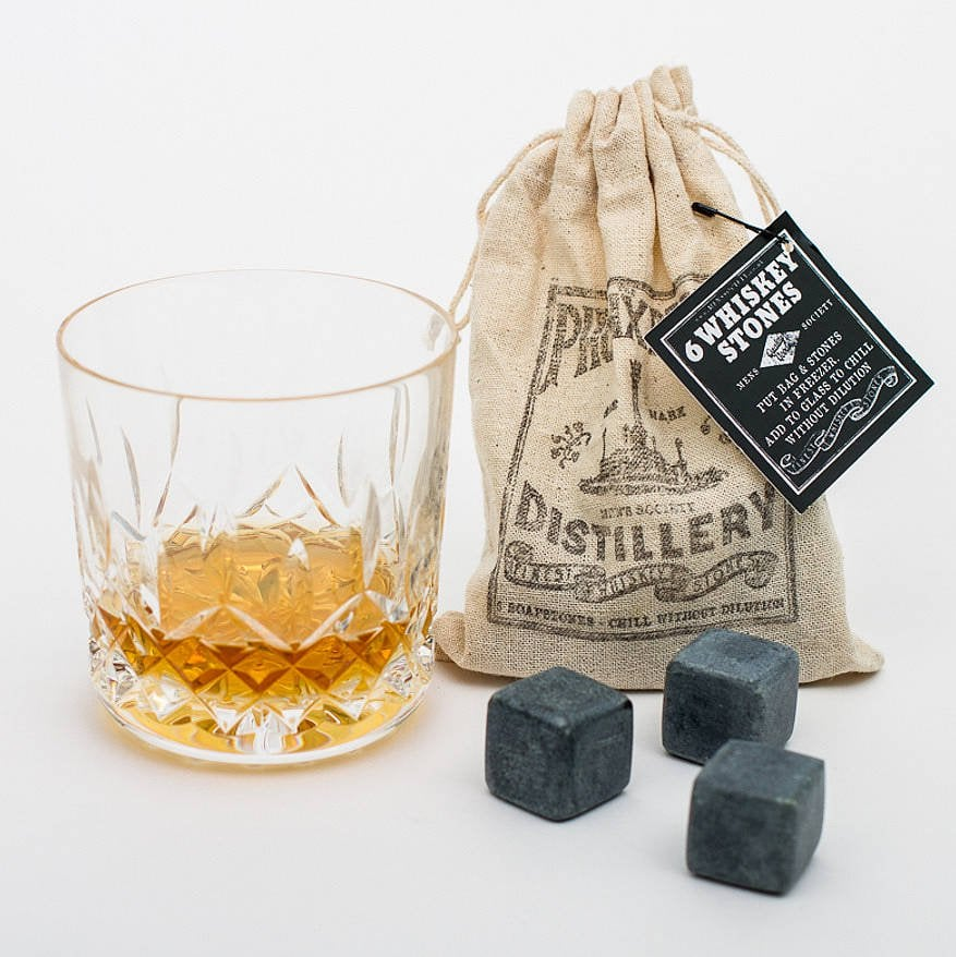 Whiskey Stones and Gift Set