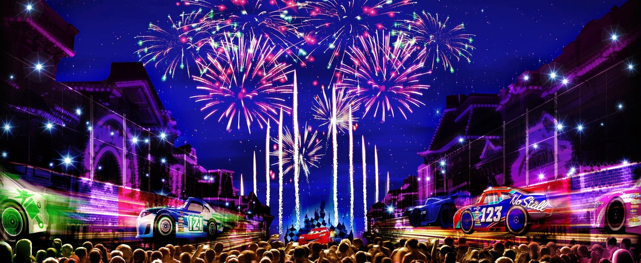 A New Pixar-Themed Fireworks Show Will Dazzle Disneyland This April