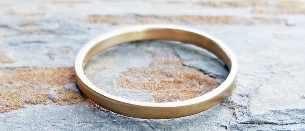 Best Wedding Bands From Etsy