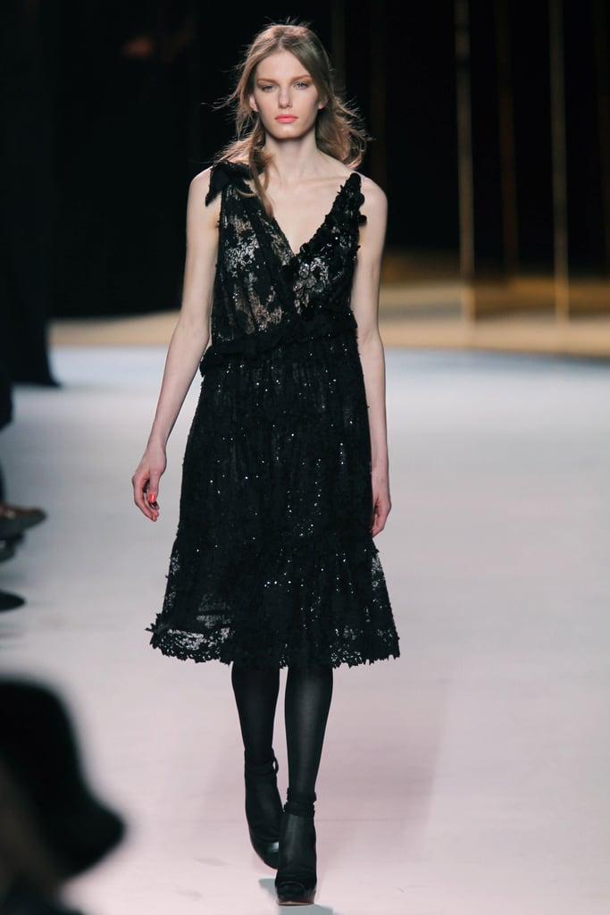 2011 Fall Paris Fashion Week: Nina Ricci
