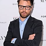 Dominic Cooper costars with Michelle Williams in My Week With Marilyn.