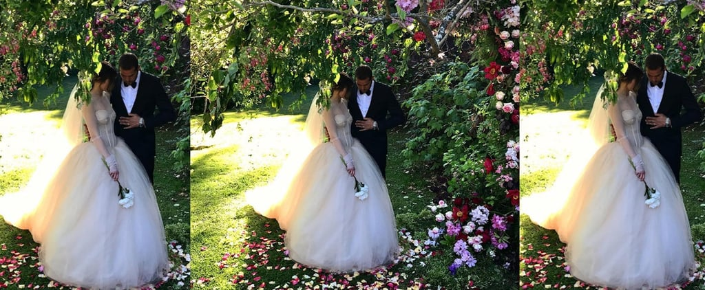 Jesinta Campbell and Buddy Franklin Married