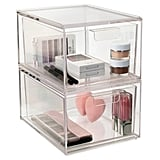 US Acrylic Audrey Cosmetics Organizer Tall Drawer