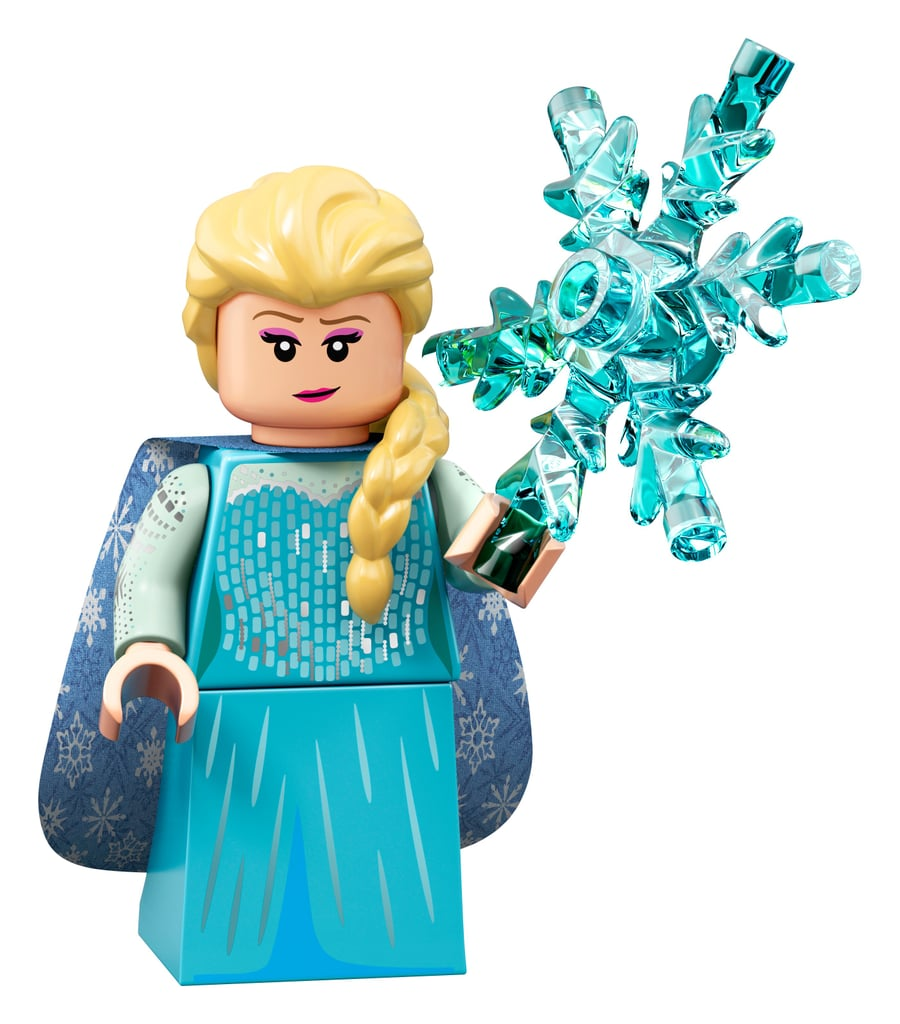 Elsa, Jasmine, Edna Mode, and 15 Other Iconic Disney Characters Lego Just Made Into Minifigures
