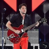Niall Horan at iHeartRadio's Jingle Ball in NYC