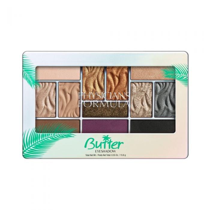 Murumuru Butter Eyeshadow Palette in Sultry Nights