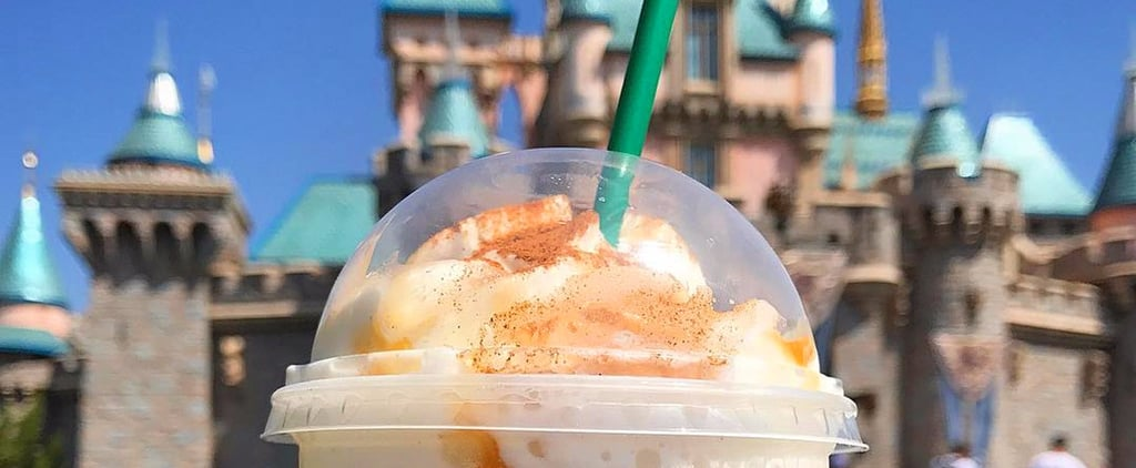How to Order a Frappuccino That Tastes Just Like Your Favorite Disney Snack