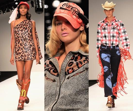Photos of Ashish Spring 2011 at London Fashion Week