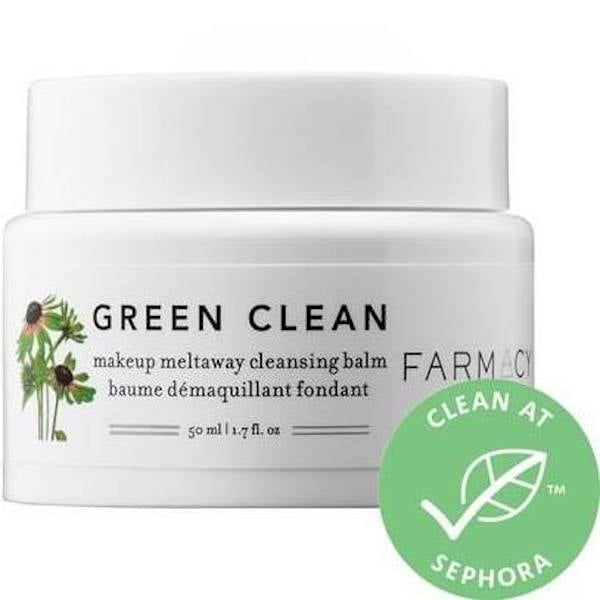 Farmacy Green Clean Makeup Meltaway Cleansing Balm with Echinacea GreenEnvy