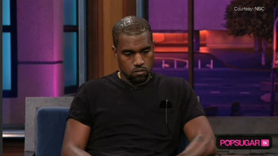 Kanye West Apologizes on Leno
