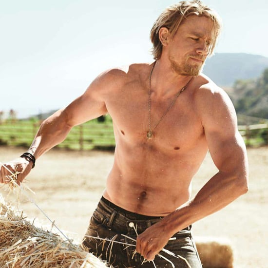 Charlie Hunnam in Men's Health December 2014 | Pictures