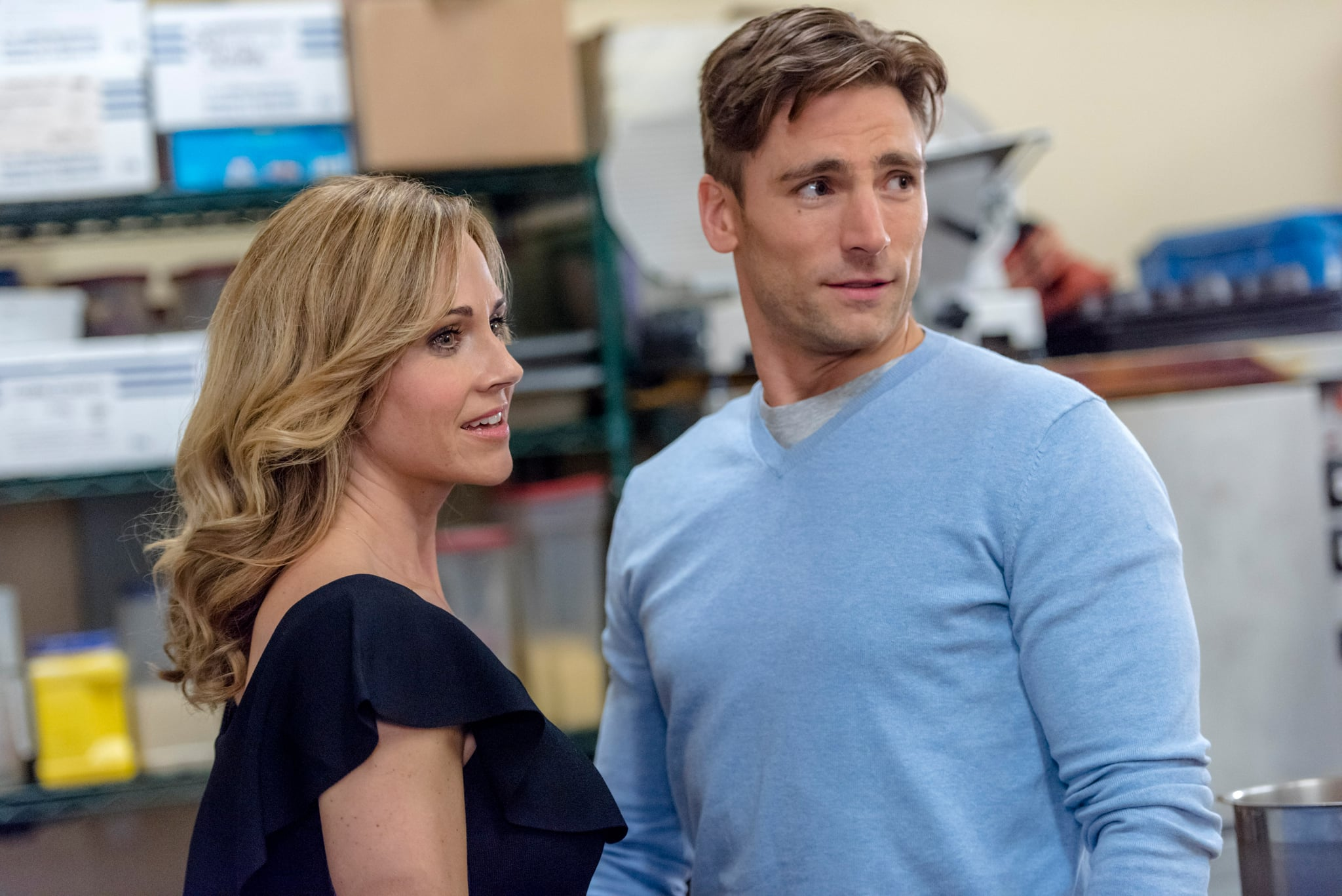 Andrew Walker Snowed Inn Christmas.Andrew Walker These Are The 10 Actors You Always See In