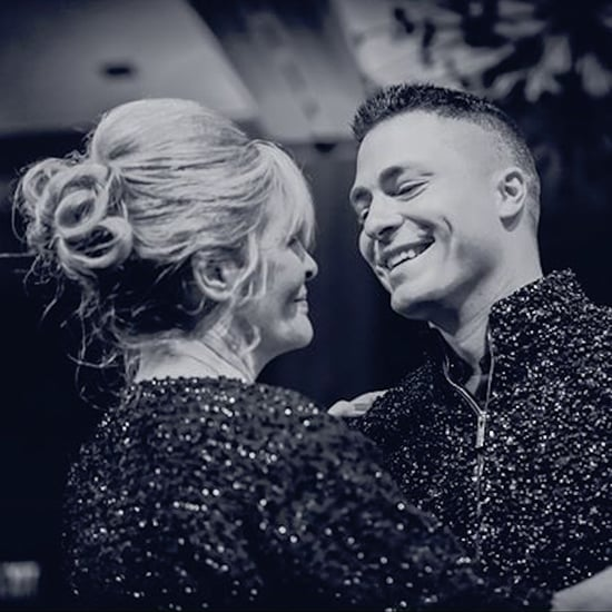 Colton Haynes's Tribute to His Mom April 2018