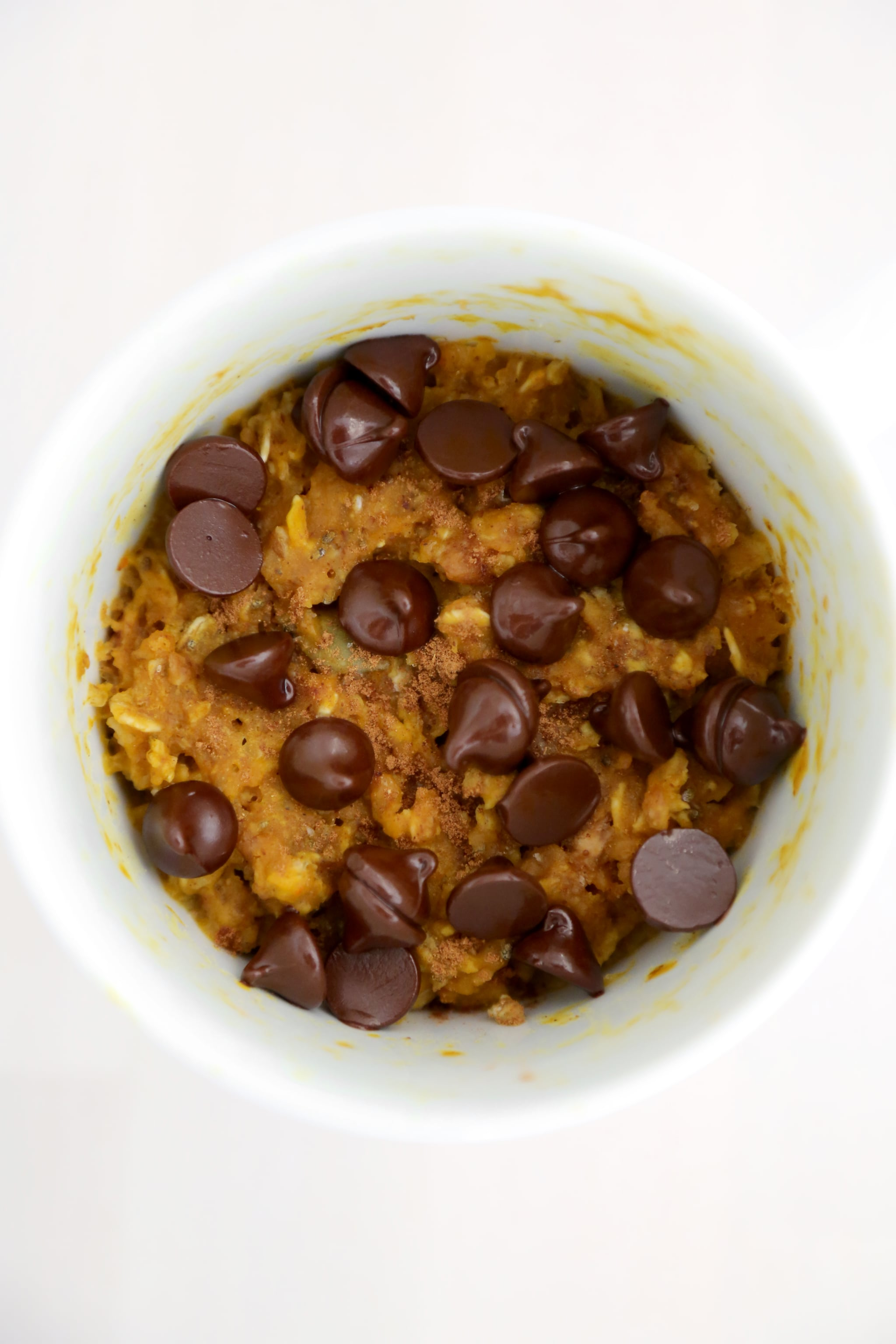Microwaveable Mug Pumpkin Spice Oatmeal | POPSUGAR Food