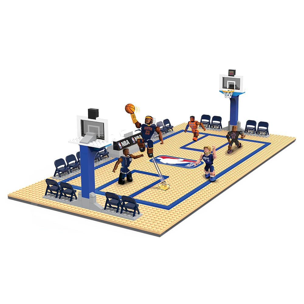 For 6-Year-Olds: C3 NBA Elite Edition Full Court Set