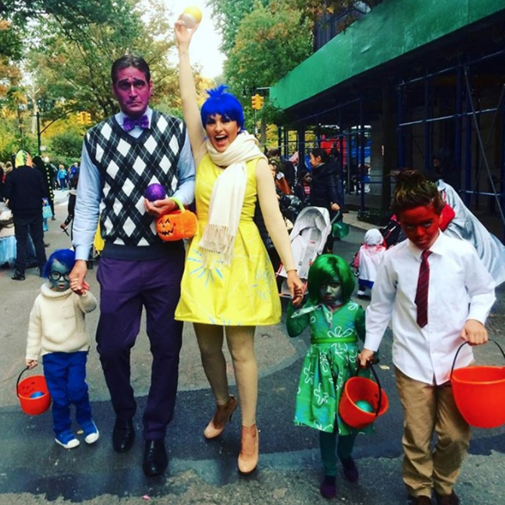 peter hermann and mariska hargitay family halloween costumes popsugar celebrity