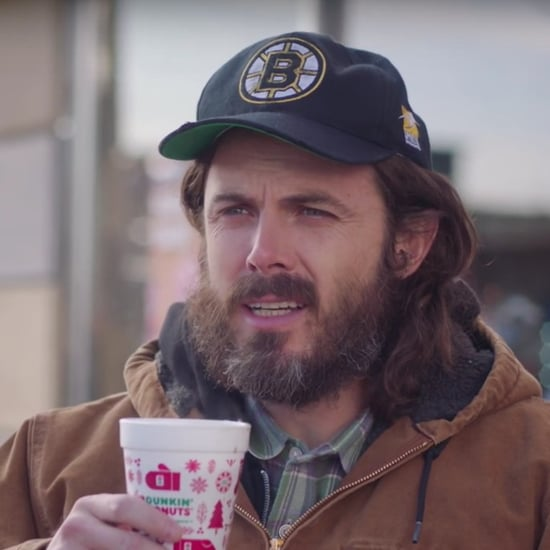 Casey Affleck Dunkin' Donuts SNL Skit