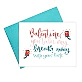 Take Breath Away Card