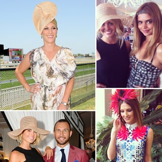 Aussie Celeb Style At Magic Millions Races: Jesinta Campbell