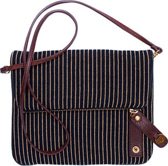 Mayle Striped Coco Bag, $295