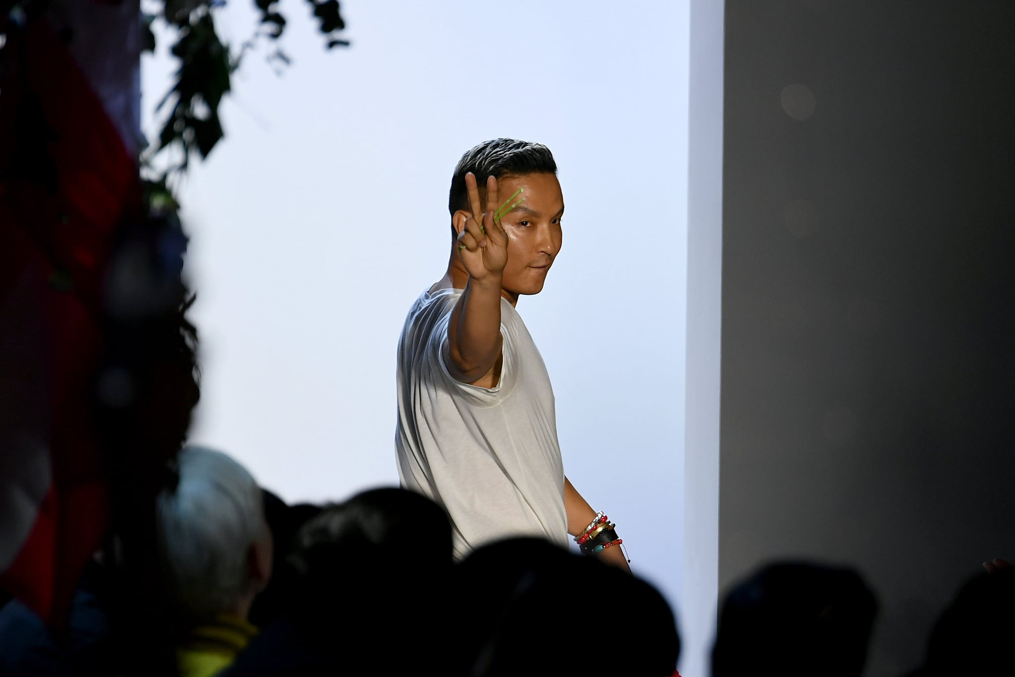 NEW YORK, NEW YORK - SEPTEMBER 08: Prabal Gurung walks the runway for Prabal Gurung during New York Fashion Week: The Shows at Gallery I at Spring Studios on September 08, 2019 in New York City. (Photo by Mike Coppola/Getty Images for NYFW: The Shows)