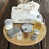 Biome Plastic Free Zero Waste Travel Container Kit ($35)