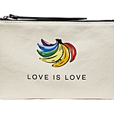 Banana Republic Pride 2019 Banana Zip Pouch