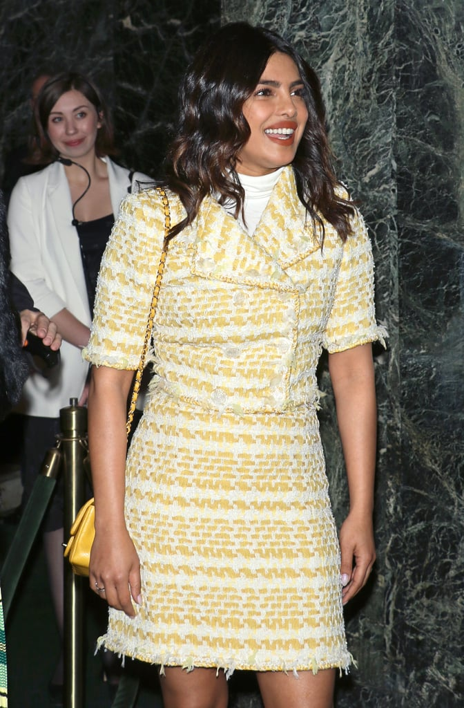 Whoa, Priyanka Chopra Looks Like Even More of a Bombshell With Her New Long Hair