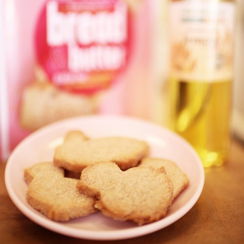 Vegan, Gluten-Free Lemon Cookies