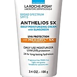 La Roche-Posay Anthelios SX Daily Face Sunscreen Moisturizer with SPF 15