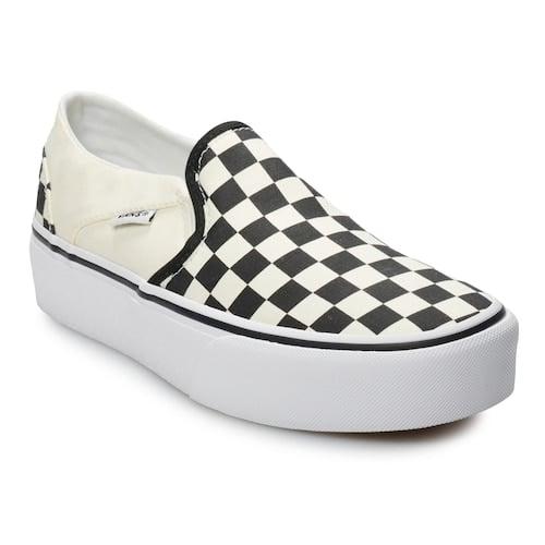 Vans Asher Platform Skate Shoes