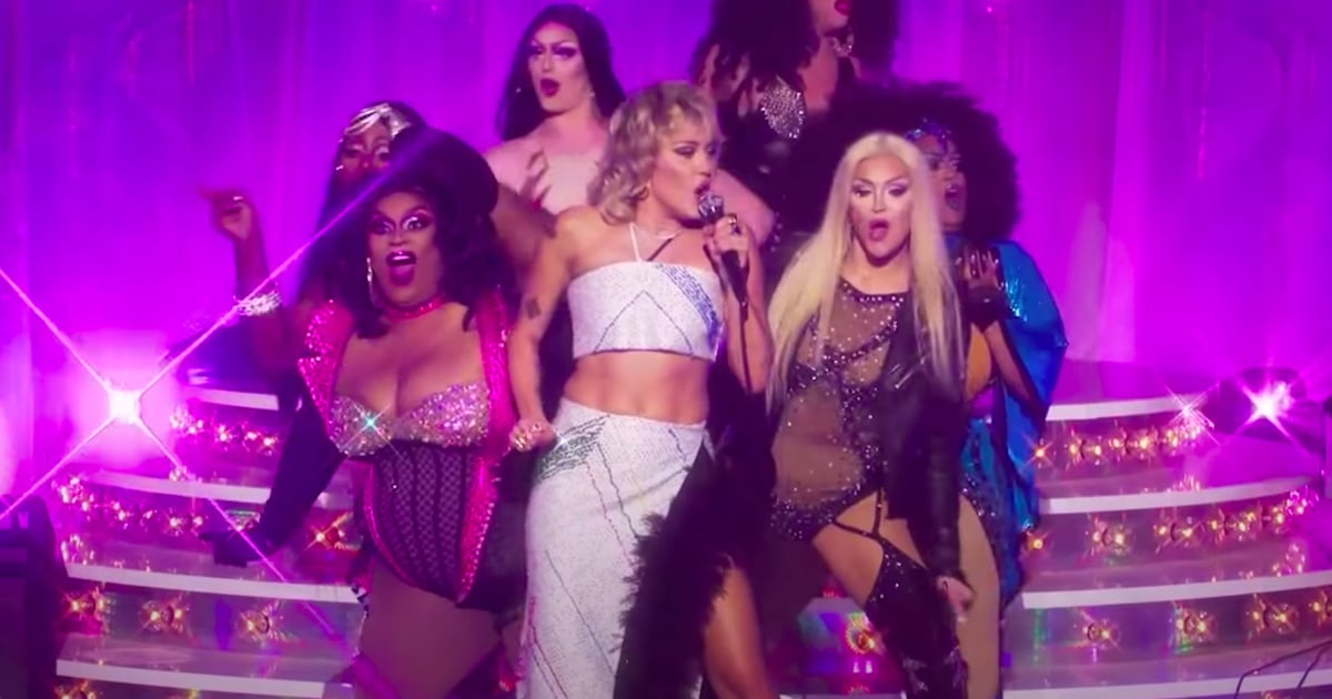 Miley Cyrus's Pride Special Looks Like a Big Party and We Can't Stop Watching the Performances