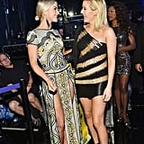 Julianne Hough and Ellie Goulding Sharing a Laugh