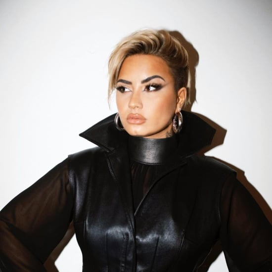Demi Lovato Debuts Blonde Pixie Haircut November 2020