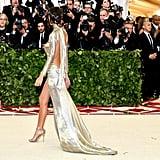 Emily Ratajkowski Met Gala Dress 2018