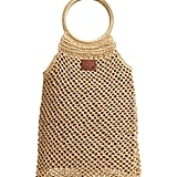 Brixton Courtney Woven Top-Handle Tote