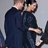 Meghan Markle's Princess Diana Sequin Dress 2019
