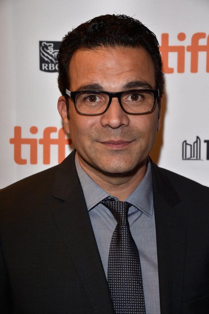 Ricardo Chavira as Abraham Quintanilla Jr.
