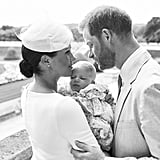 Royal Baby Archie Christening Photos 2019