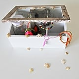 Etsy, Hard to Find and Lark Store are home to some seriously cute jewellery boxes. Pick something with a glass top so that your most special pieces are still on display.