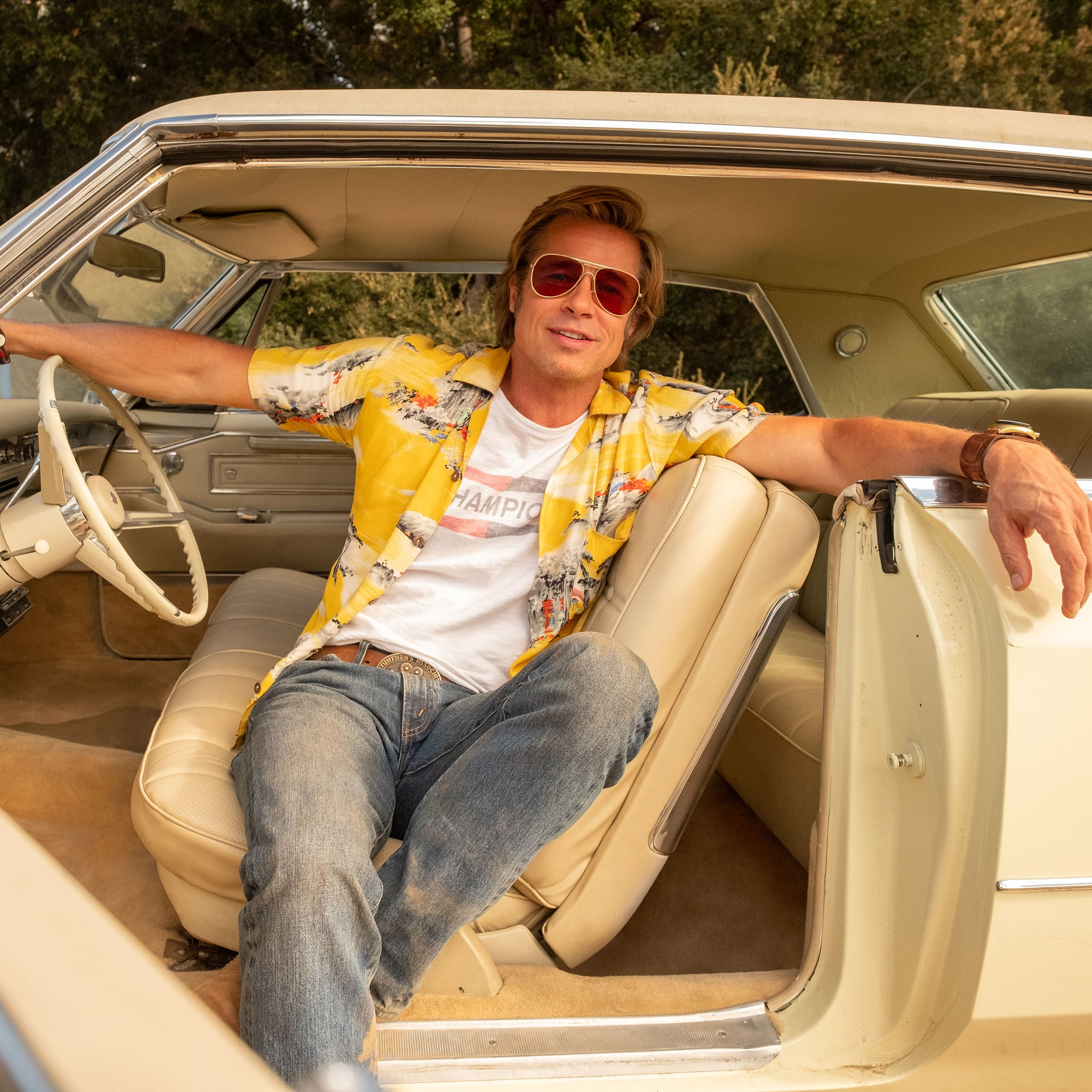 Once Upon A Time In Hollywood Photos Popsugar Entertainment