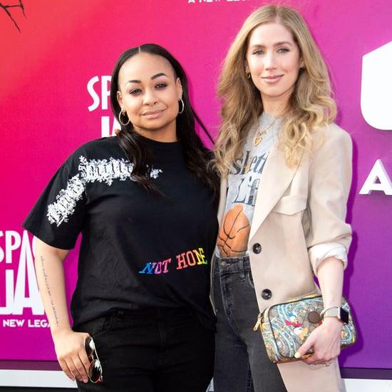 Raven-Symoné and Miranda Maday Make Their Red Carpet Debut