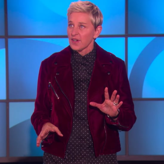 Ellen DeGeneres Responds to Eric Trump's Tweet January 2018