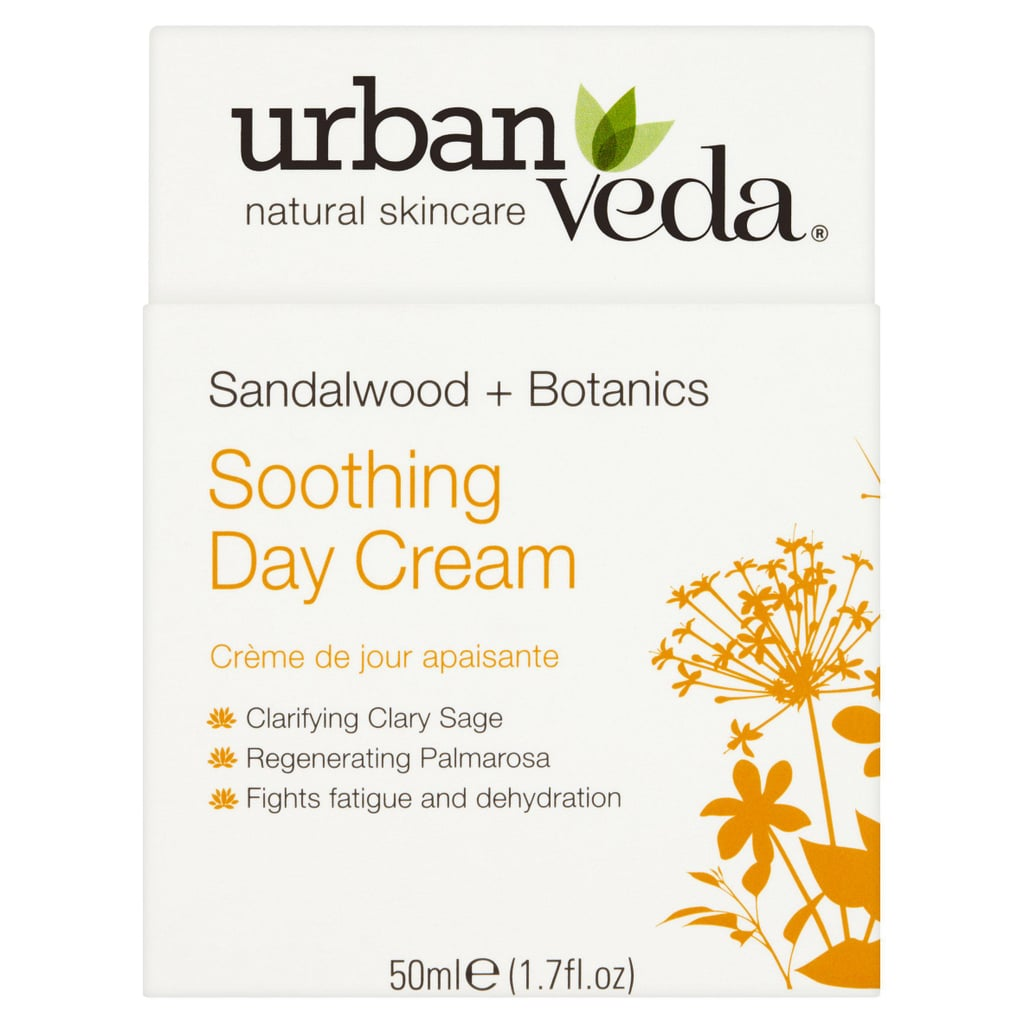 Urban Veda Sandalwood + Botanics Soothing Day Cream