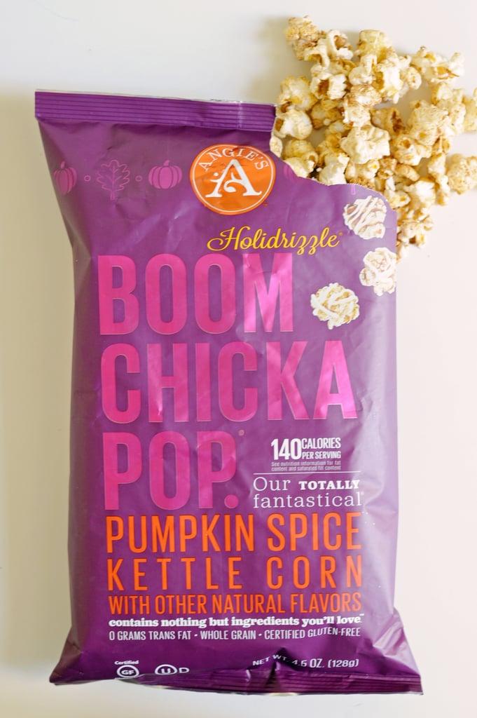 Boom Chicka Pop Pumpkin Spice  ($4)