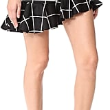 Marques Almeida Ruffle Miniskirt