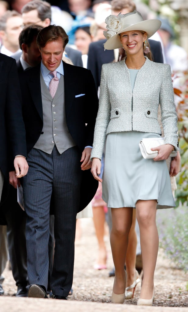 There's No Wedding Guest Outfit a Standout Hat Can't Brighten Up