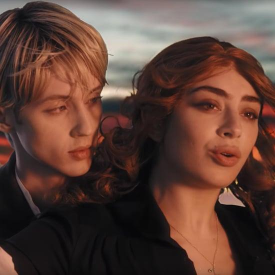 "Charli XCX and Troye Sivan's ""1999"" Music Video"
