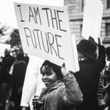 19 Inspiring Women's March Pictures That Reaffirm the Children Are Indeed Our Future