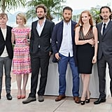 Shia and Tom Hardy Bring a Double Dose of Hotness to Cannes For Lawless